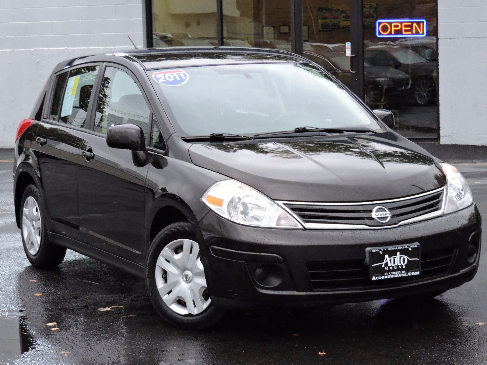used 2011 nissan versa 1.8 s at auto house usa saugus