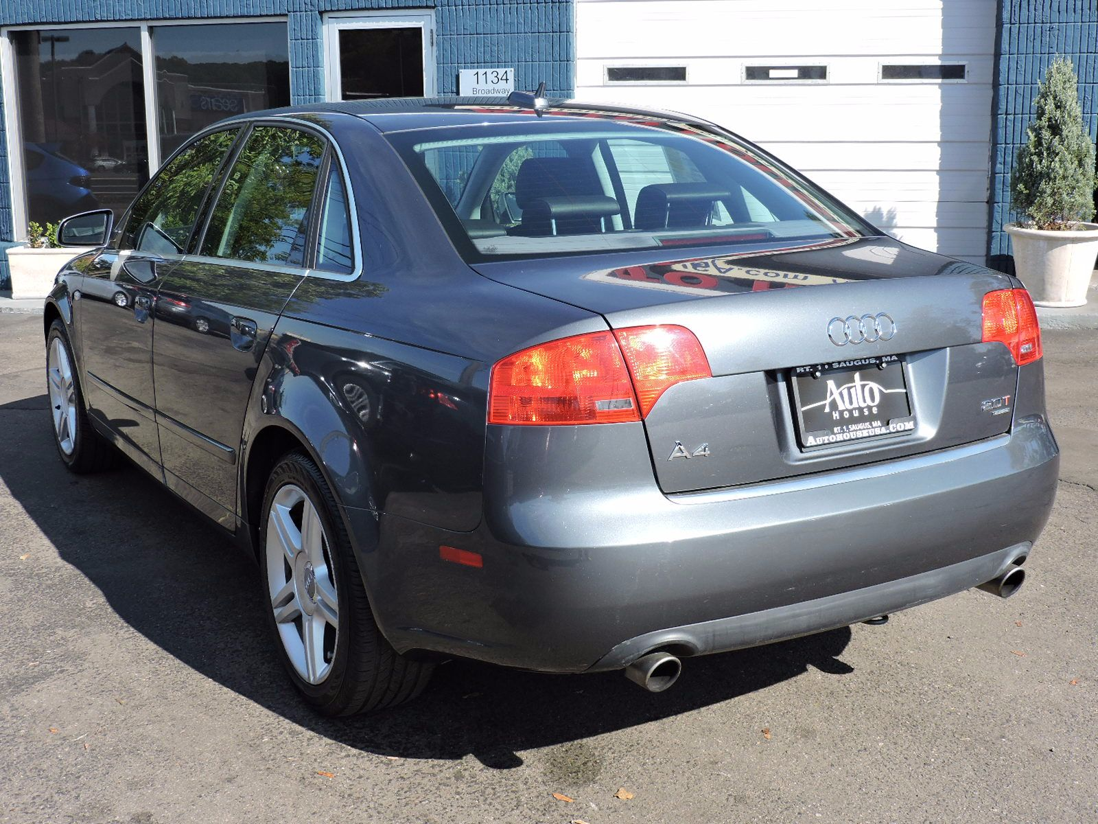 2006 Audi A4 2.0T - Quattro - All Wheel Drive - 6 Speed