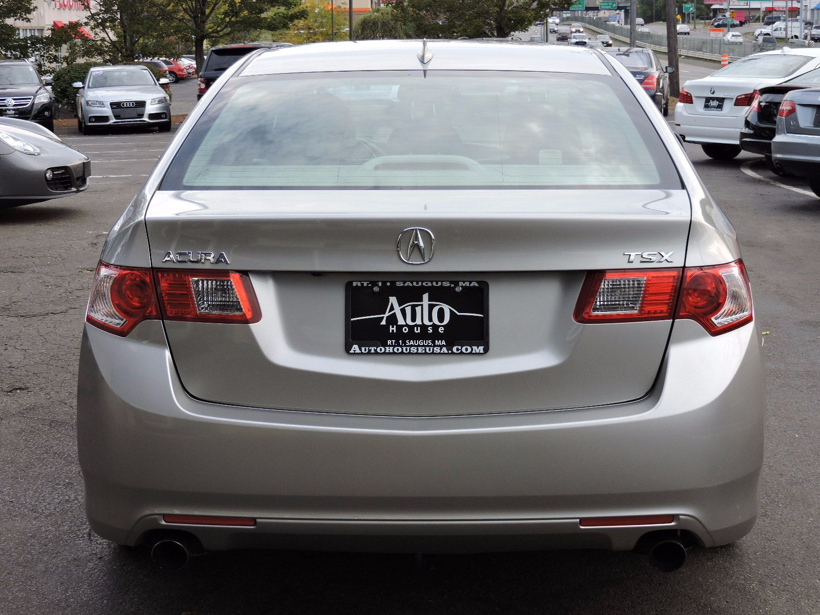 2009 Acura TSX - Tech Package - Navigation - 6 Speed