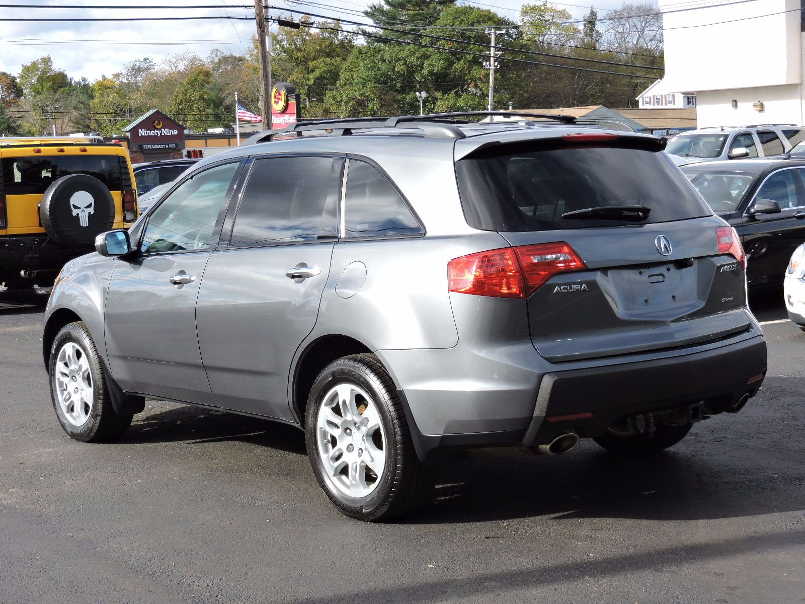 2008 Acura MDX - All Wheel Drive - Navigation