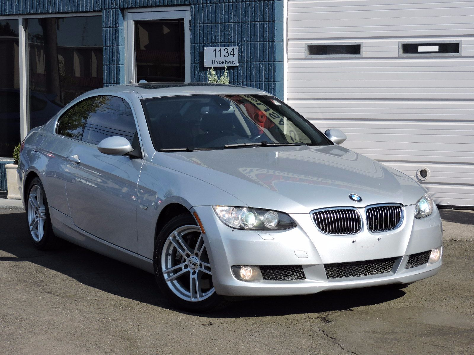 Used 2008 BMW 335xi at Auto House USA Saugus