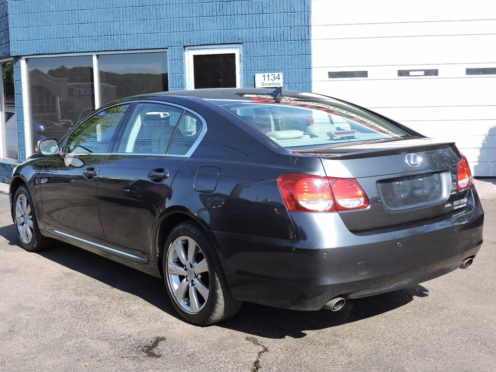 2011 Lexus GS 350 - All Wheel Drive - Navigation