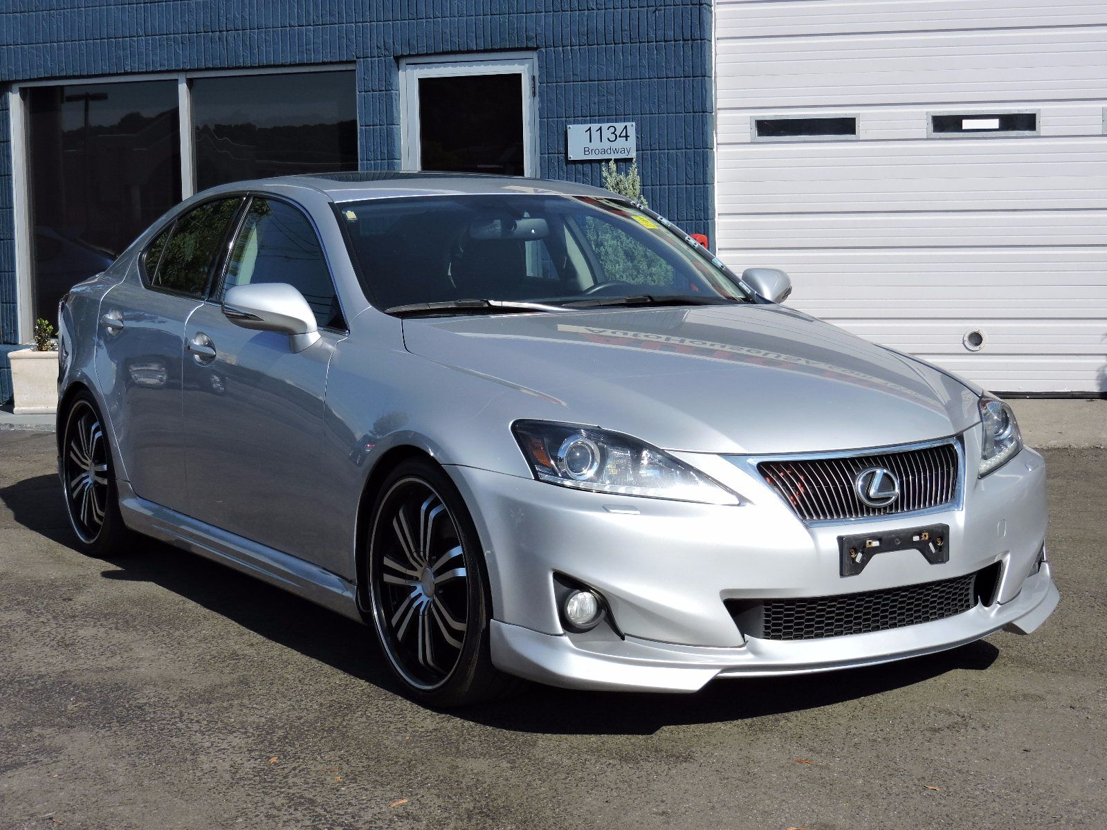 2011 Lexus IS 350 - All Wheel Drive - Navigation