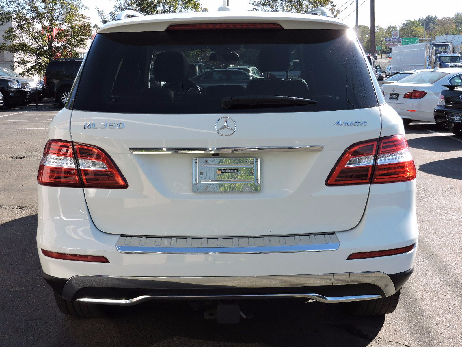 2012 Mercedes-Benz ML 350 4Matic - All Wheel Drive - Navigation