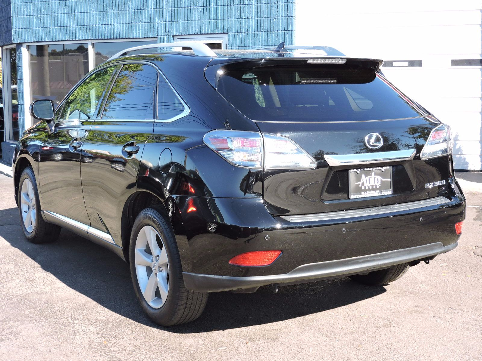 2012 Lexus RX 350 - All Wheel Drive - Navigation