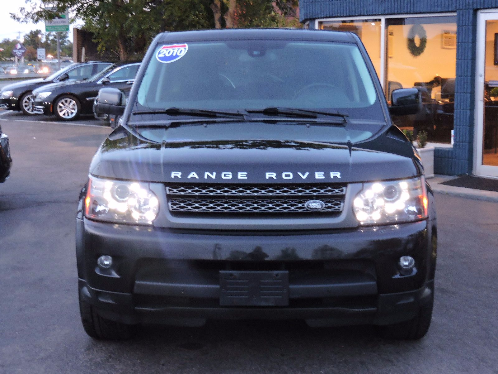 2010 Land Rover Range Rover Sport - All Wheel Drive - Navigation