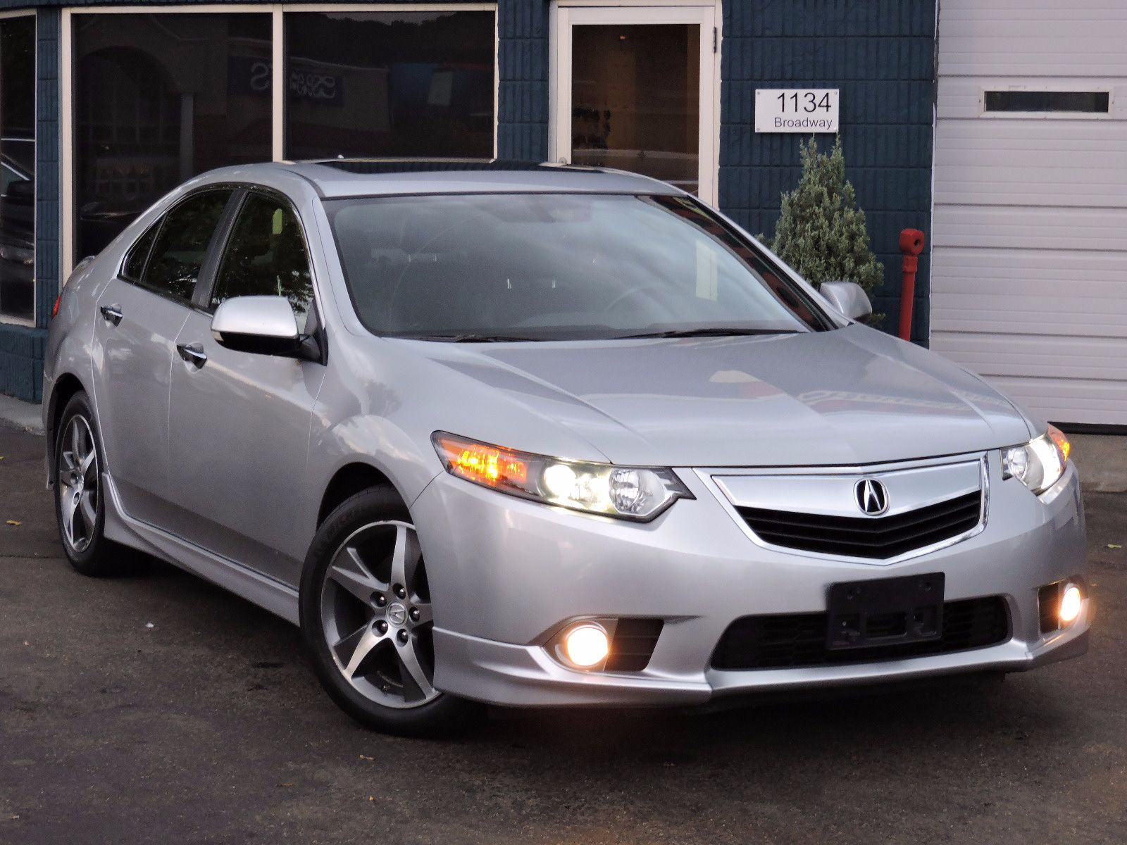 2014 Acura TSX 6 Speed - Special Edition