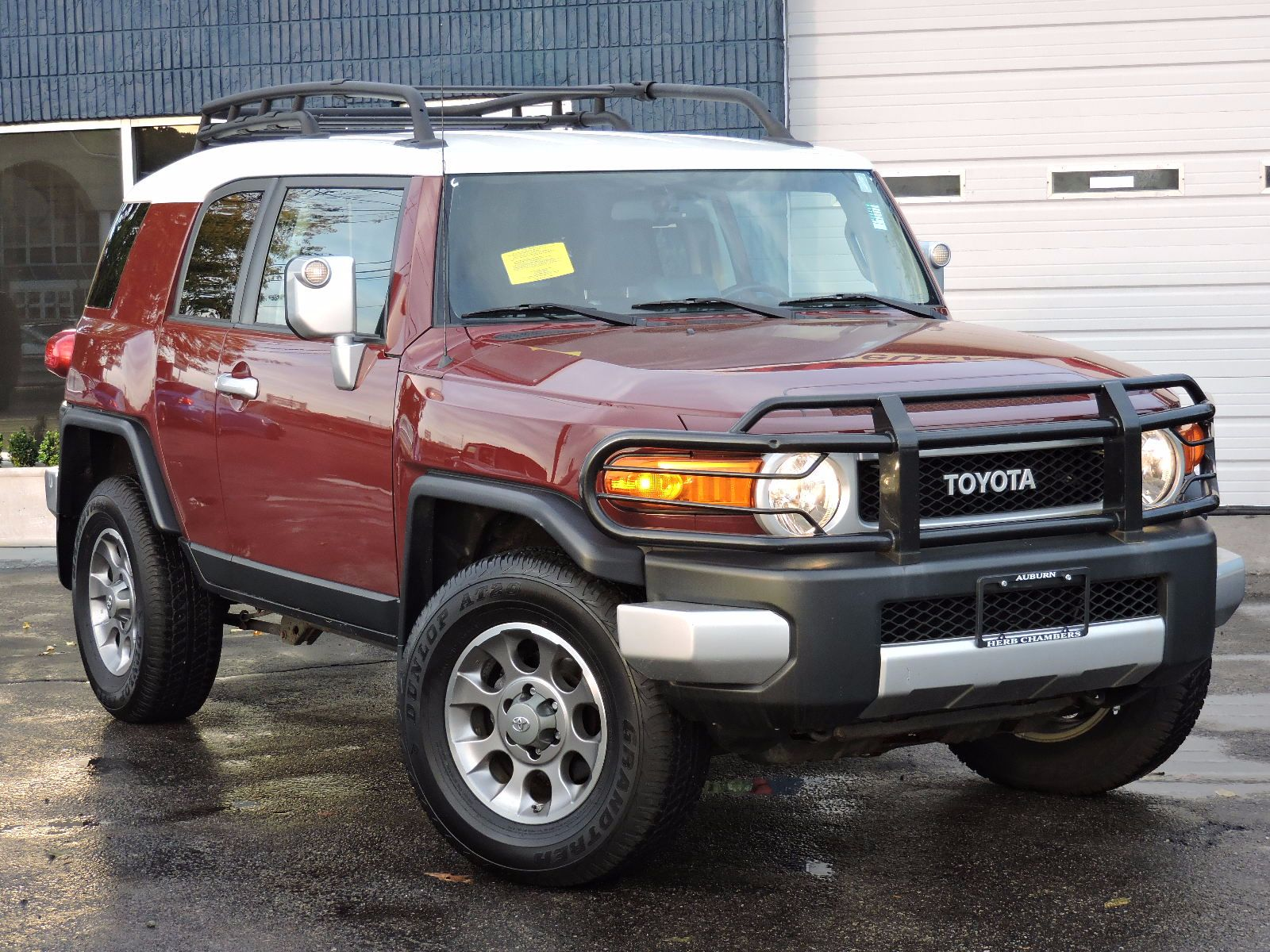 2011 Toyota FJ Cruiser - All Wheel Drive