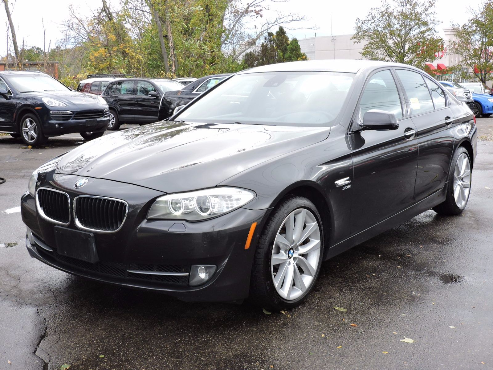 2011 BMW 535i xDrive - All Wheel Drive - Sport Package