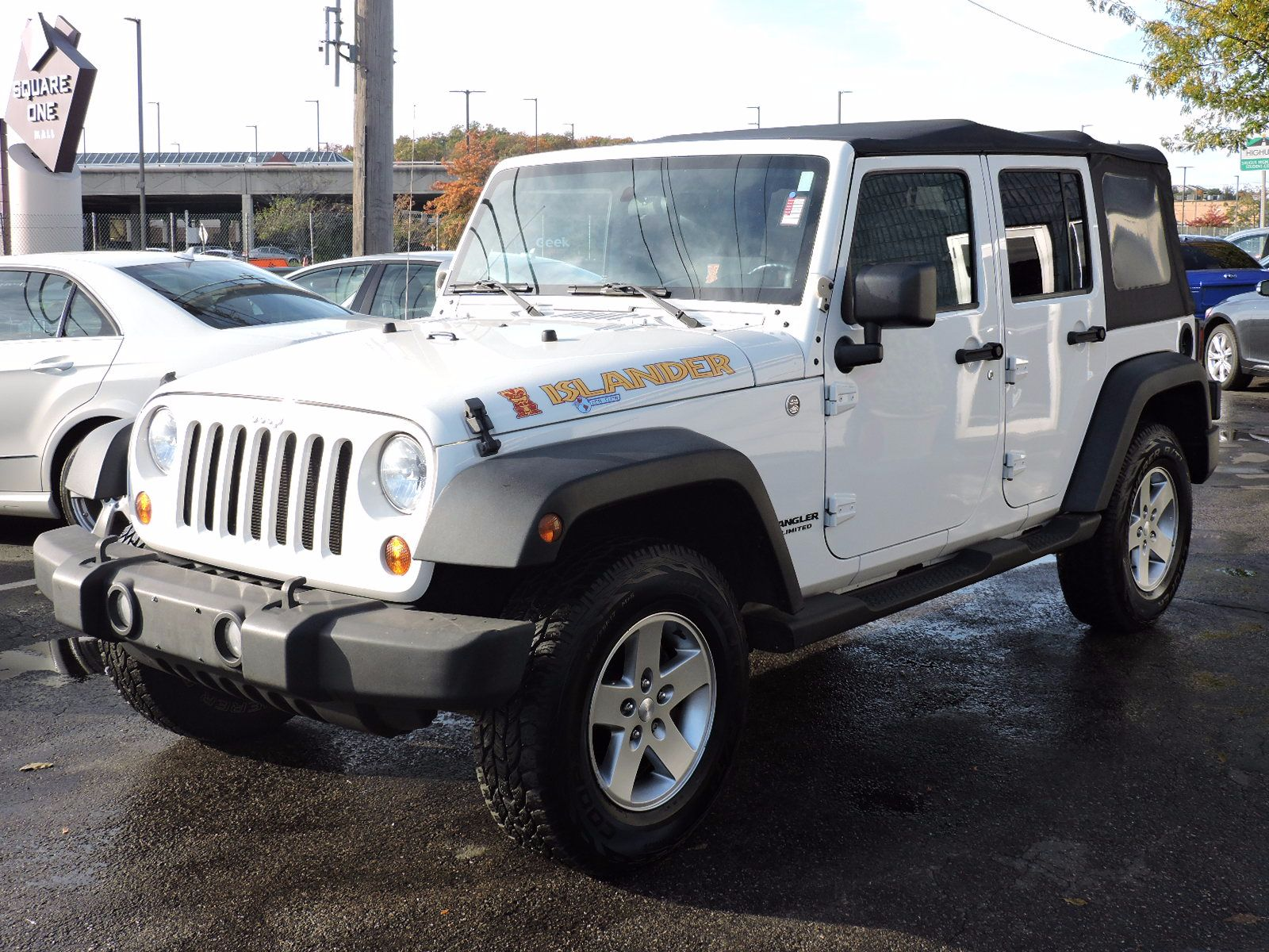 2010 Jeep Wrangler Unlimited - All Wheel Drive - Unlimited - Islander Edition