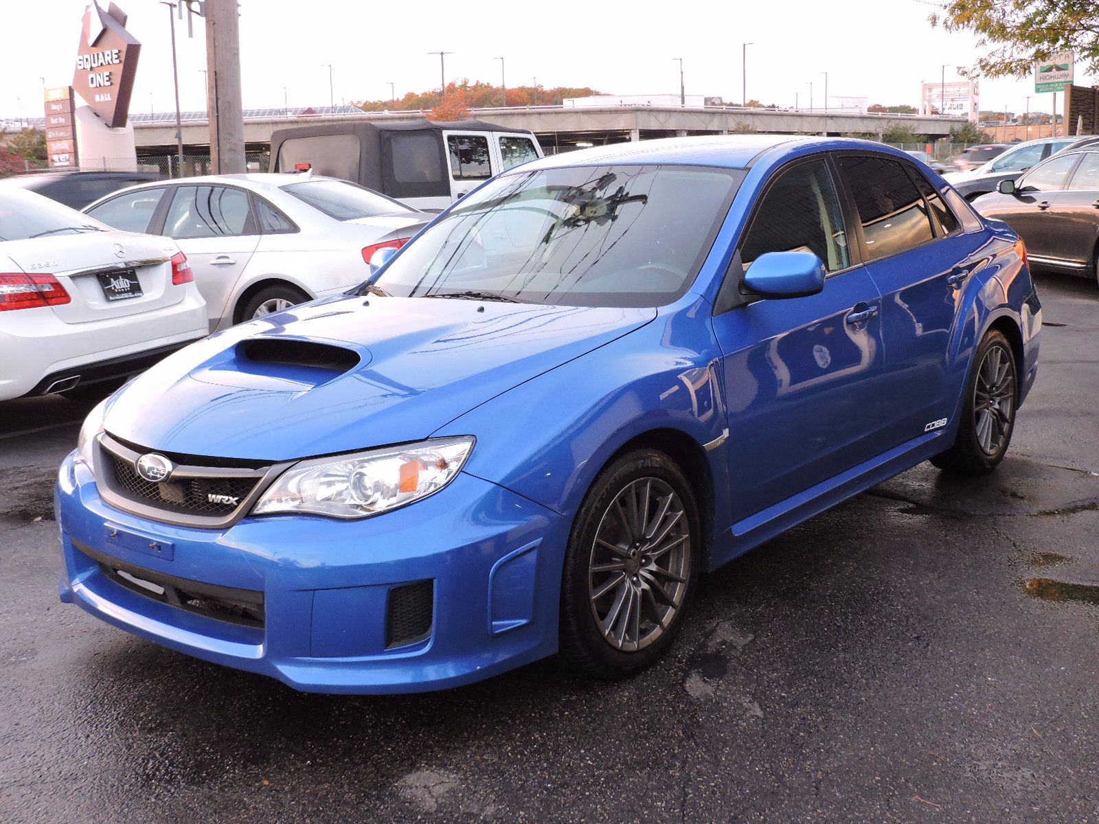 used 2013 subaru impreza sedan wrx wrx at auto house usa saugus. Black Bedroom Furniture Sets. Home Design Ideas