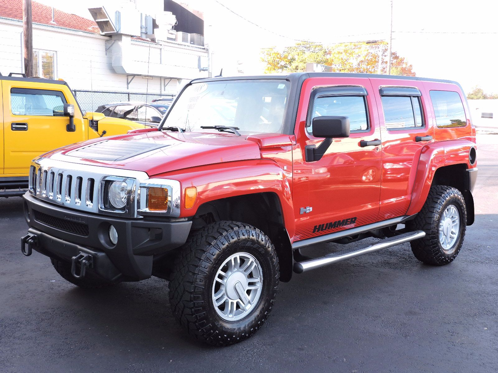 2008 HUMMER H3 - All Wheel Drive
