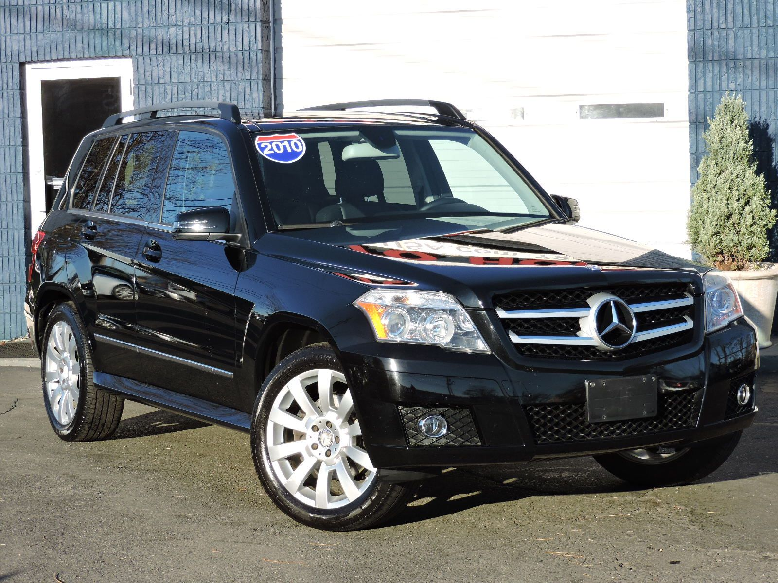 Used 2010 mercedes benz glk 350 4matic techpwr tail gate for Mercedes benz glk350 2010