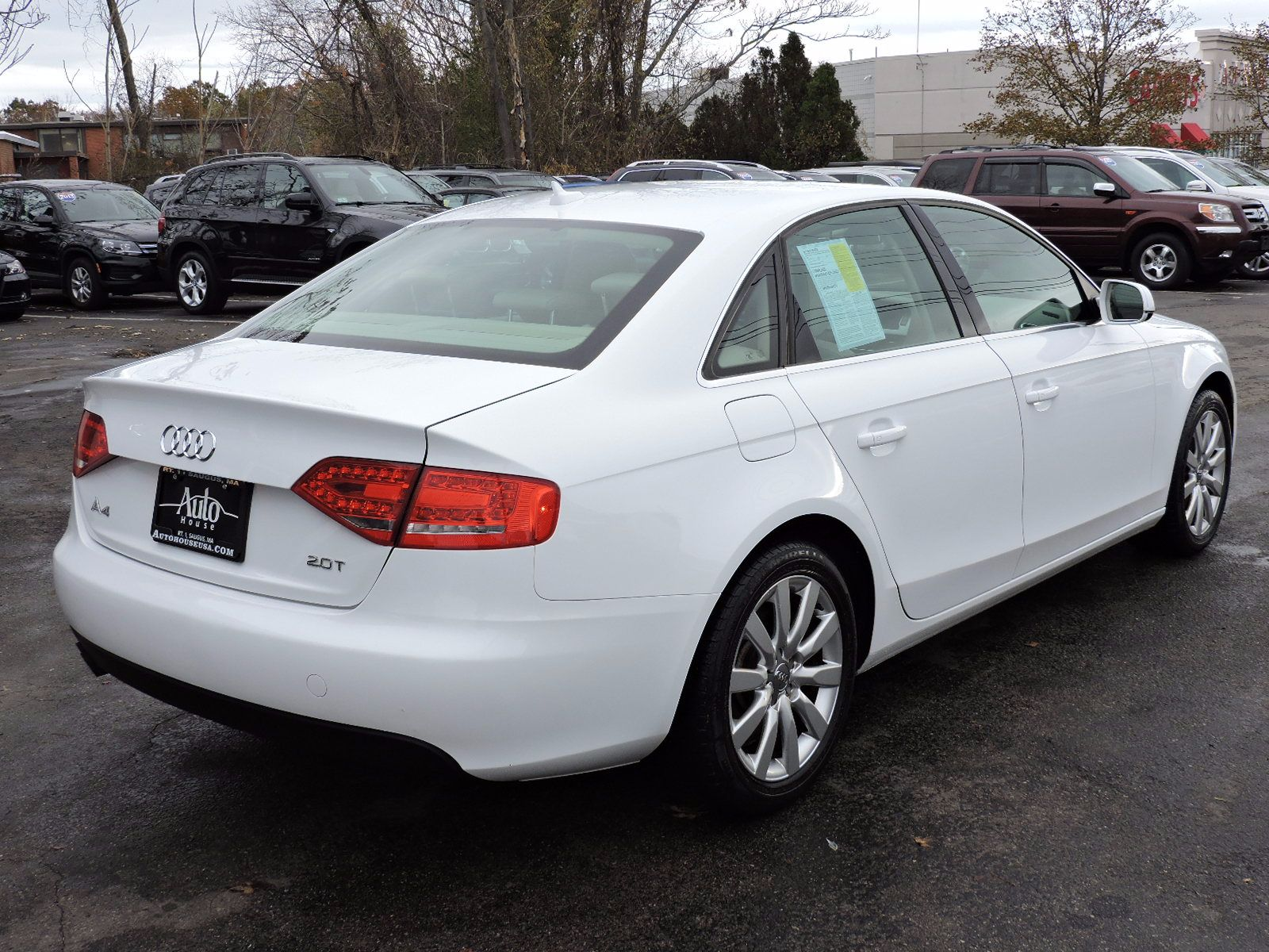 2010 Audi A4 2.0T - Quattro - All Wheel Drive