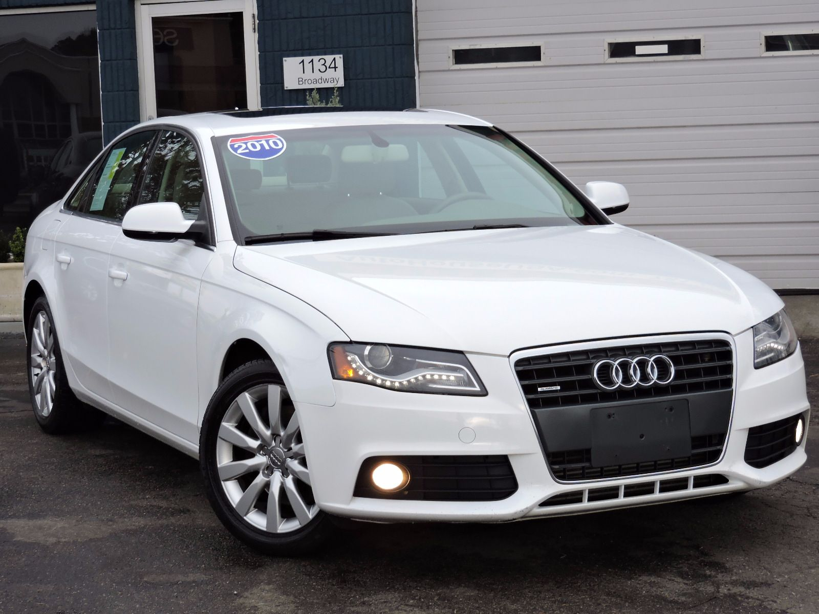 Used 2010 Audi A4 2 0t Premium Plus At Auto House Usa Saugus