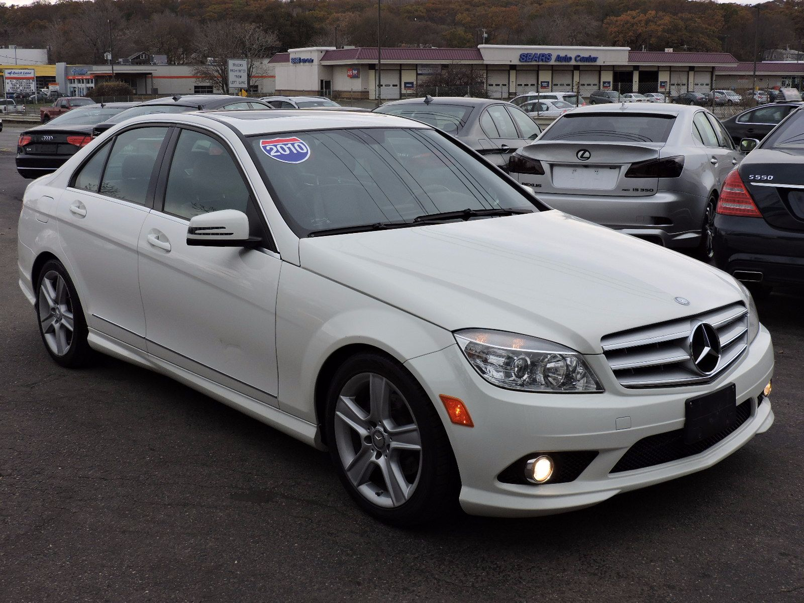 Used 2010 mercedes benz c300 sport c 300 sport at auto for 2010 mercedes benz c 300