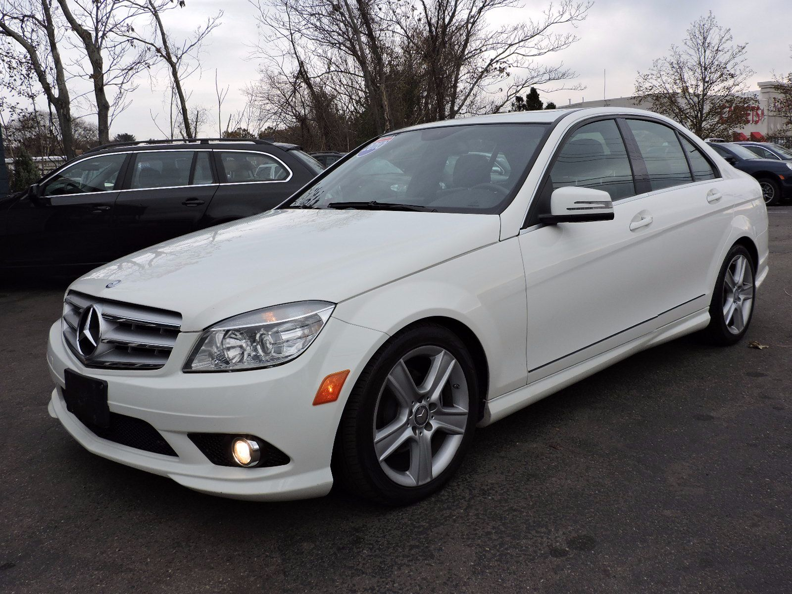 Used 2010 mercedes benz c300 sport c 300 sport at auto for Used mercedes benz 300