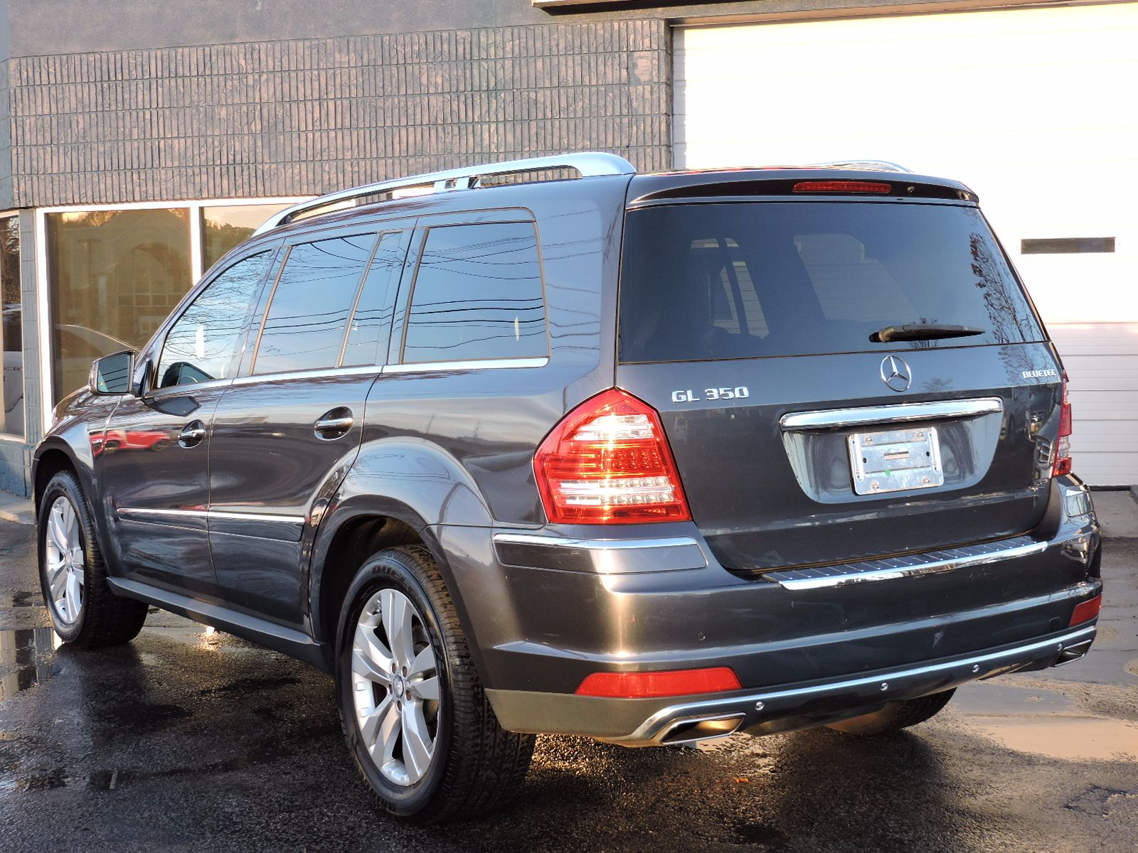 Used 2012 mercedes benz gl class gl 350 bluetec at auto for Used mercedes benz gl