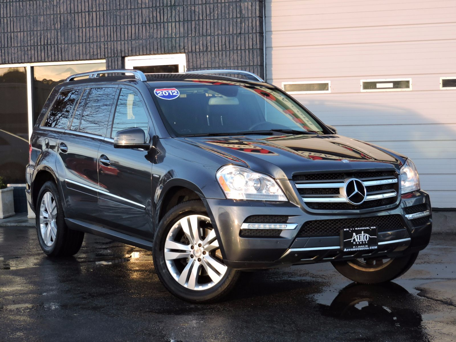 Used 2012 mercedes benz gl class gl 350 bluetec at auto for 2012 mercedes benz gl550