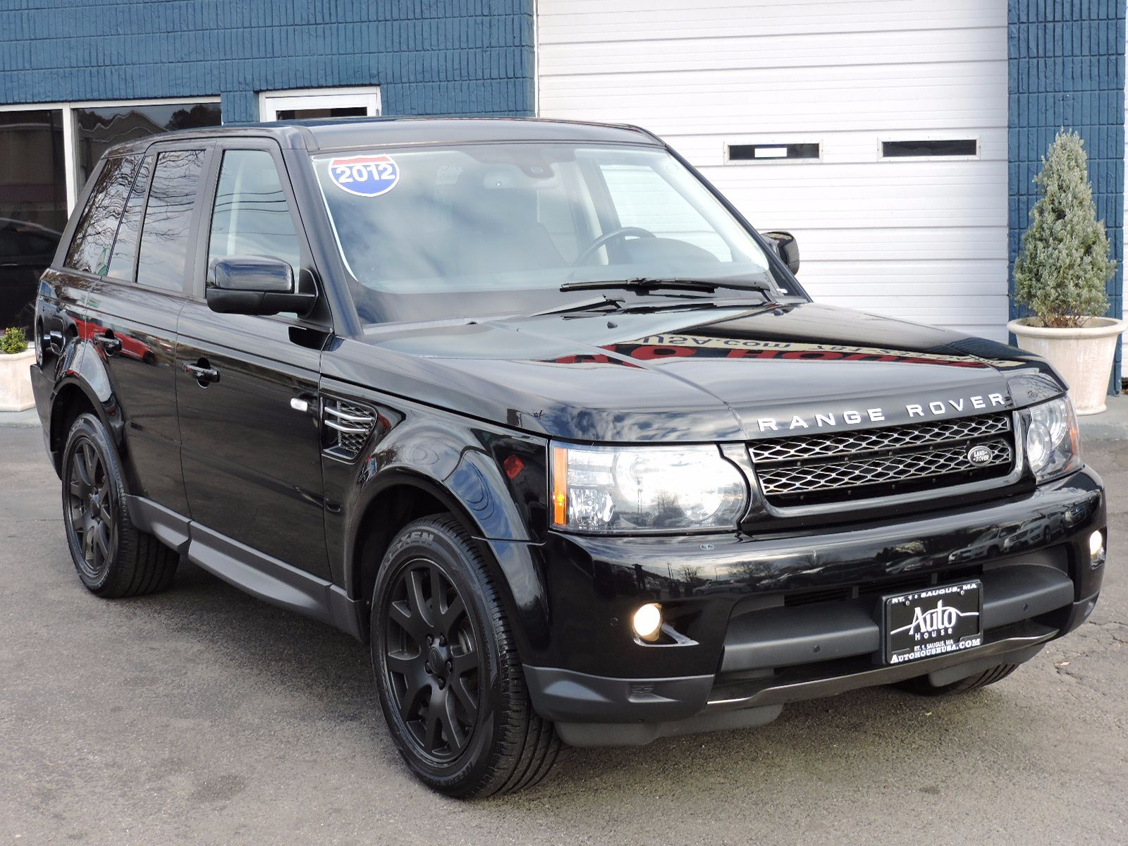 2012 Land Rover Range Rover HSE Sport - All Wheel Drive - Navigation