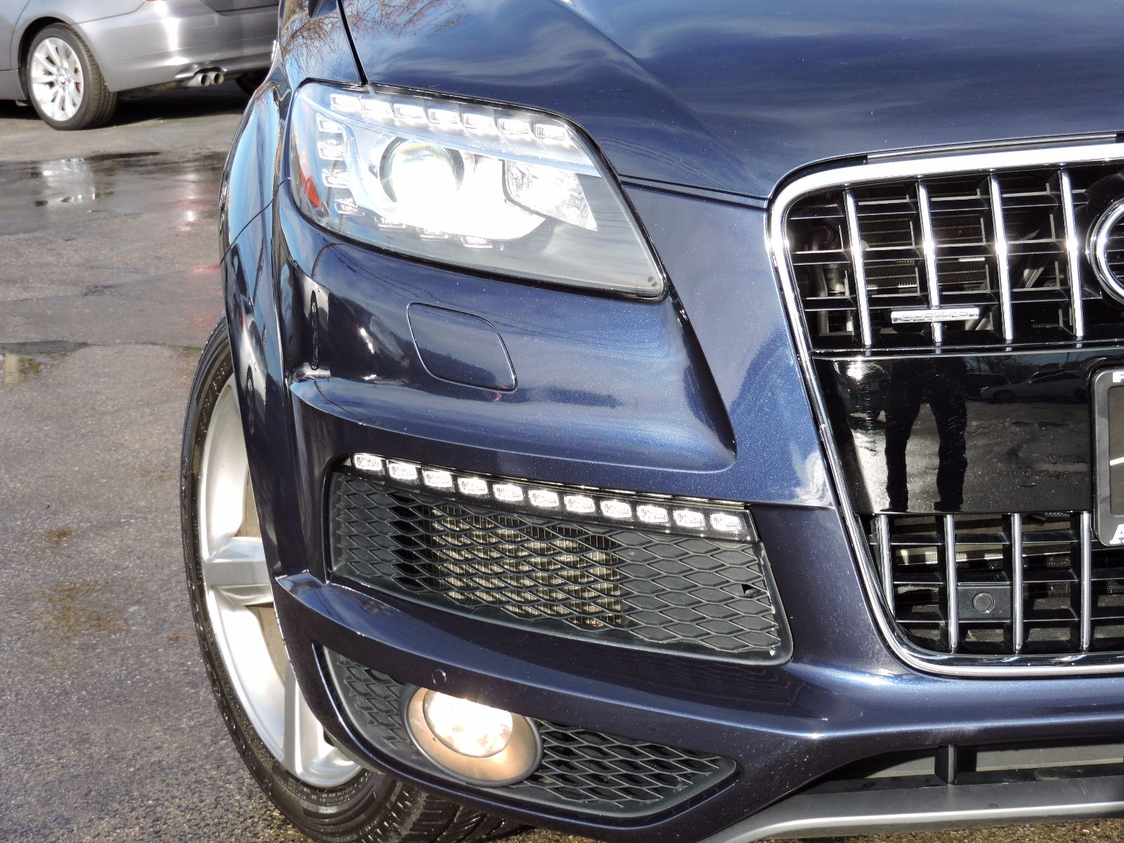2014 Audi Q7 3.0 S-Line - Quattro - All Wheel Drive - Navigation