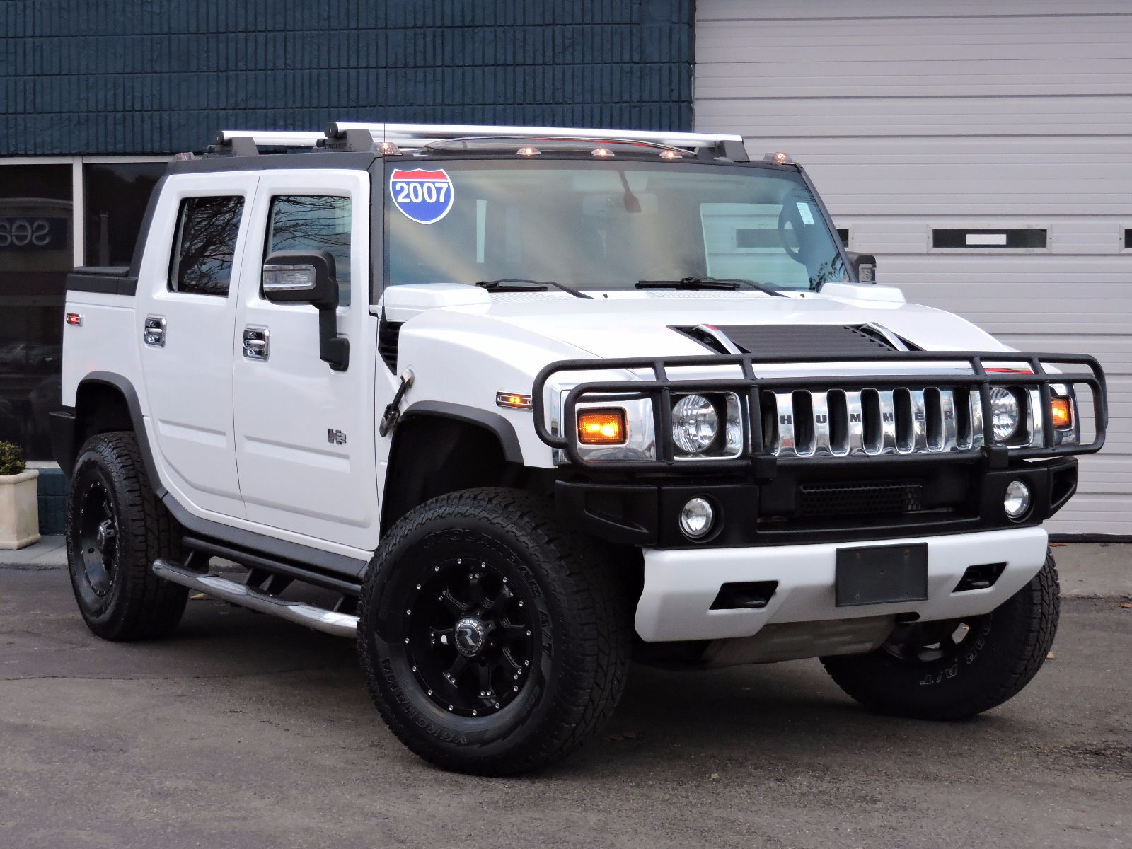 used 2007 hummer h2 sut at auto house usa saugus. Black Bedroom Furniture Sets. Home Design Ideas