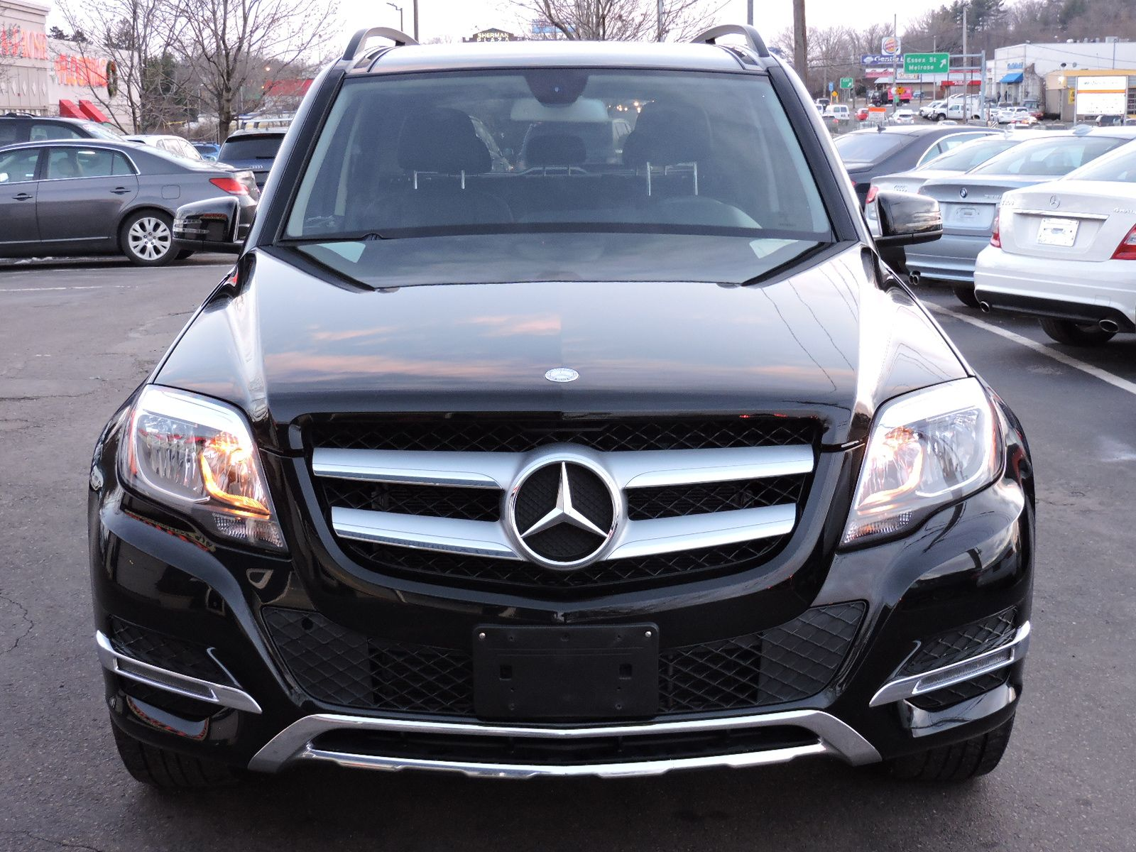 used 2014 mercedes benz glk class techpwr tail gate at auto house usa saugus. Black Bedroom Furniture Sets. Home Design Ideas