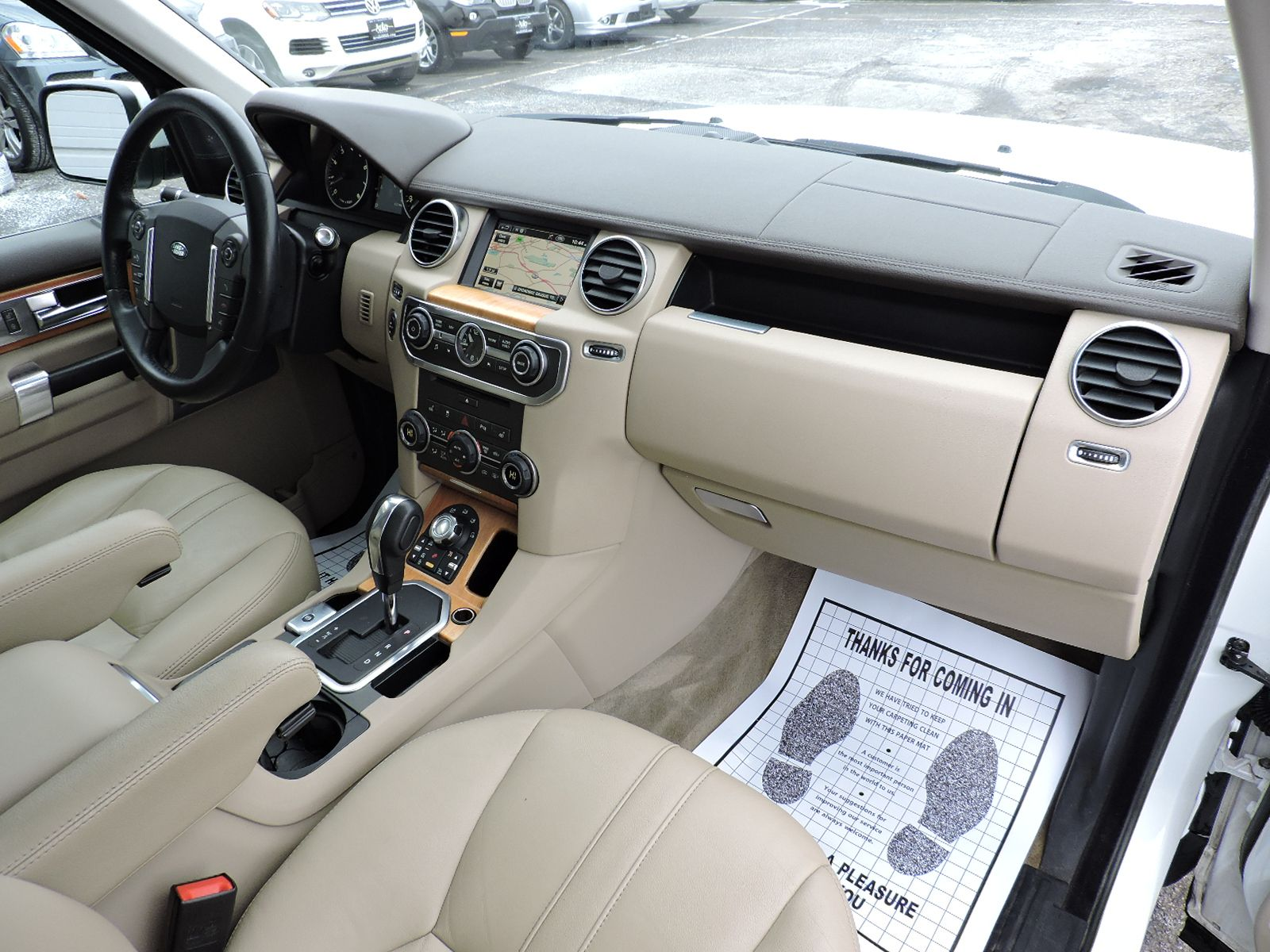 2012 Land Rover LR4 SOLD!!