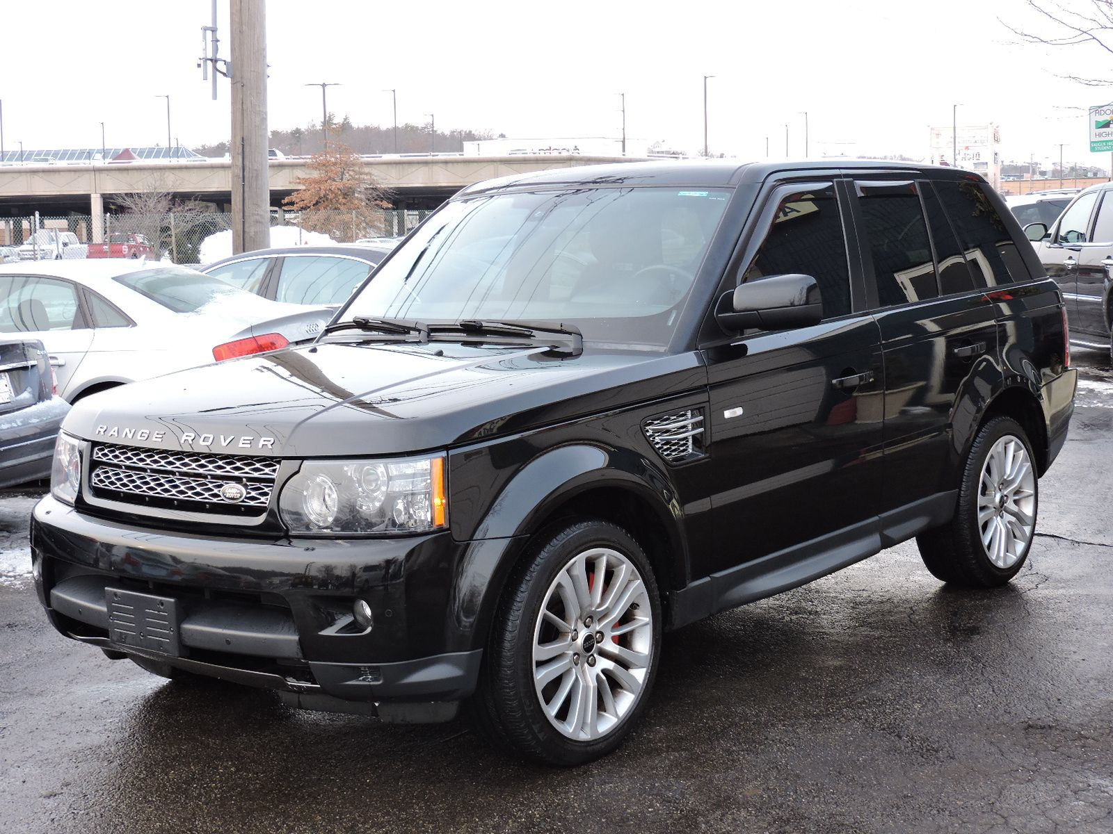 used 2013 land rover range rover sport hse lux at auto. Black Bedroom Furniture Sets. Home Design Ideas