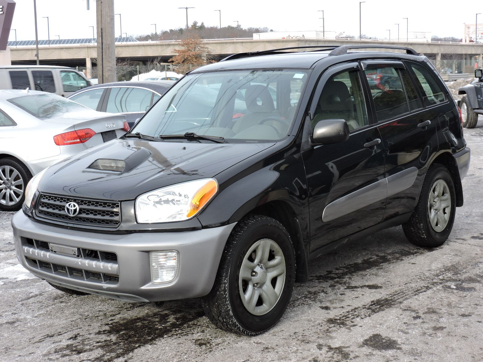 Used 2003 Toyota RAV4 EX L at Auto House USA Saugus