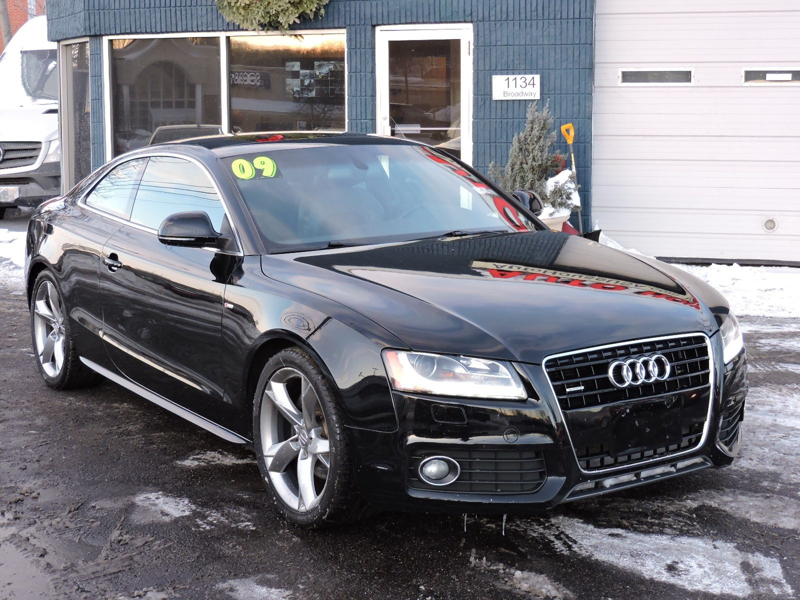 used 2009 audi a5 s line at auto house usa saugus. Black Bedroom Furniture Sets. Home Design Ideas