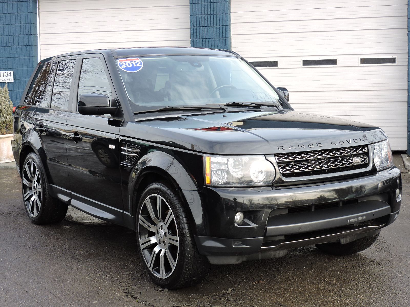 Used 2012 Land Rover Range Rover Sport HSE at Auto House USA Saugus