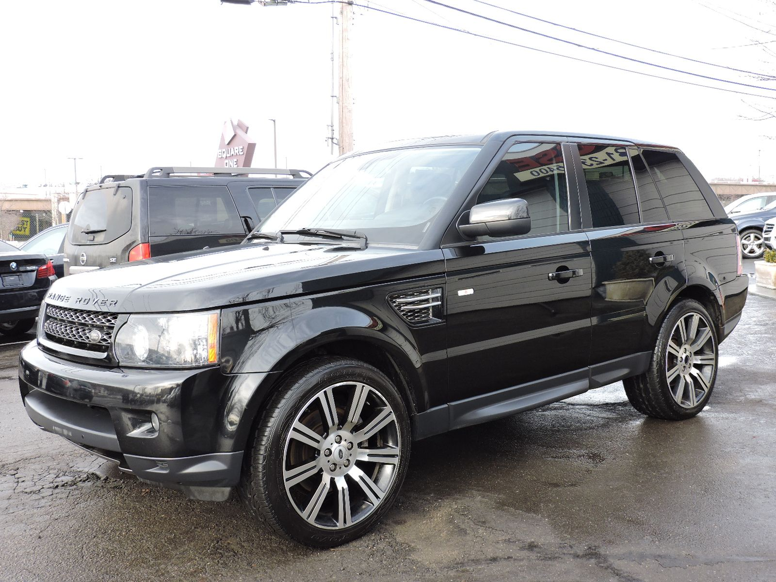 used 2012 land rover range rover sport hse at auto house usa saugus. Black Bedroom Furniture Sets. Home Design Ideas