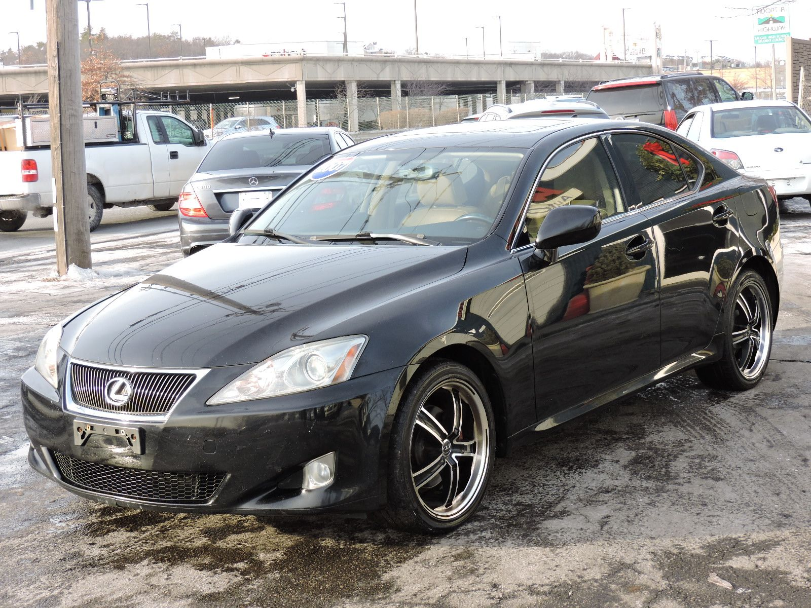2007 Lexus IS 250 - All Wheel Drive - Navigation