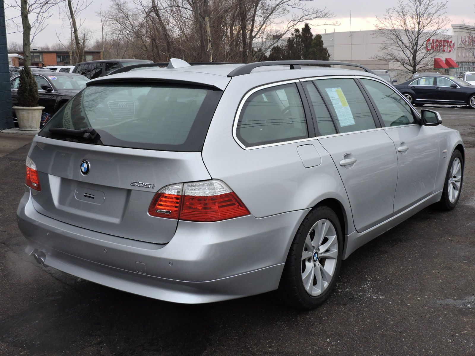 2010 BMW 5 Series 4dr Sports Wgn 535i xDrive AWD