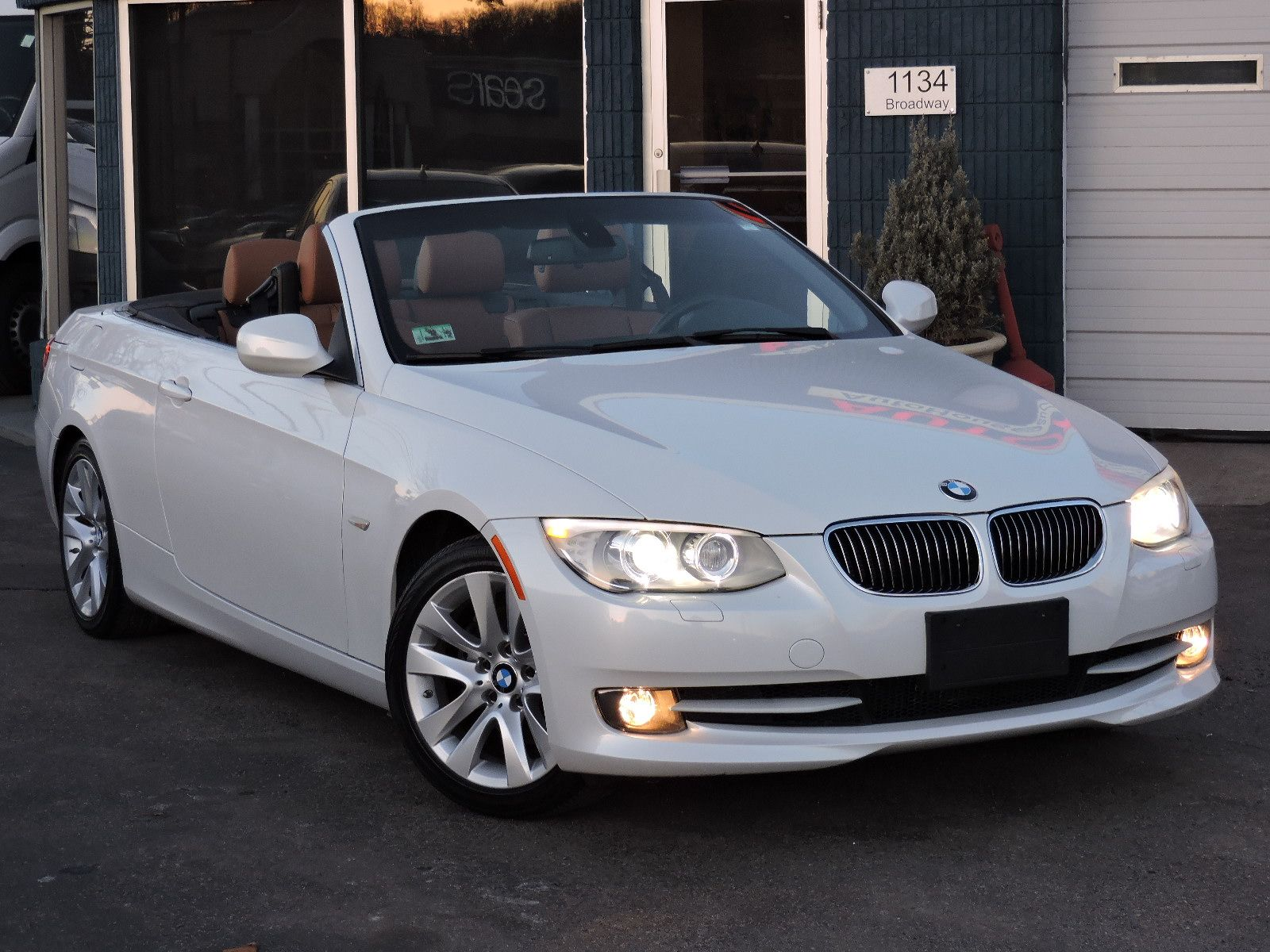 2011 BMW 3 Series 2dr Conv 328i
