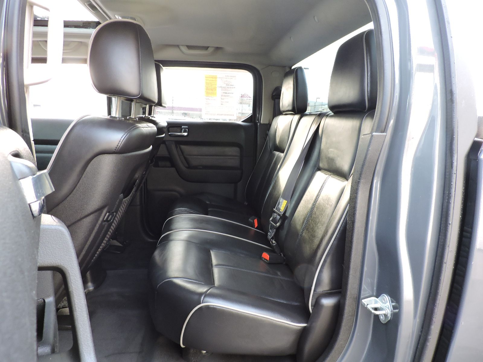 2009 HUMMER H3 H3T Luxury 4WD