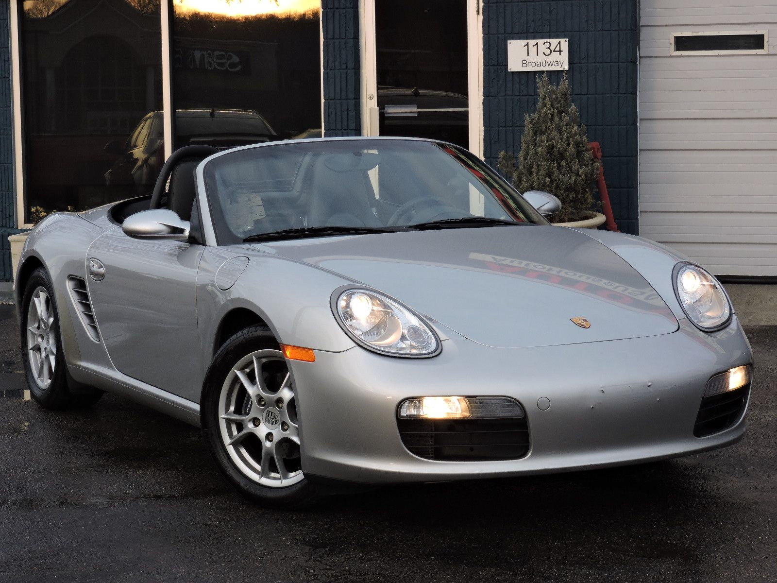 Used 2007 Porsche Boxster 2 Door Convertible at Auto House USA Saugus