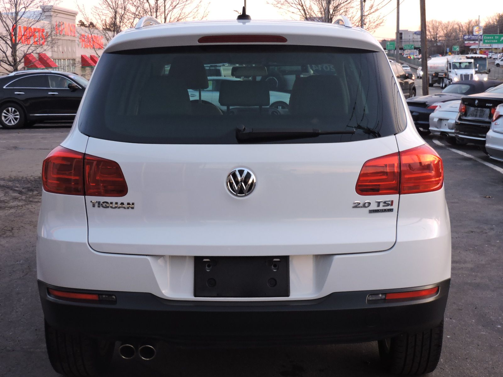 tsi created volkswagen road reviews review l suv img tiguan comfortline rapha test with driving