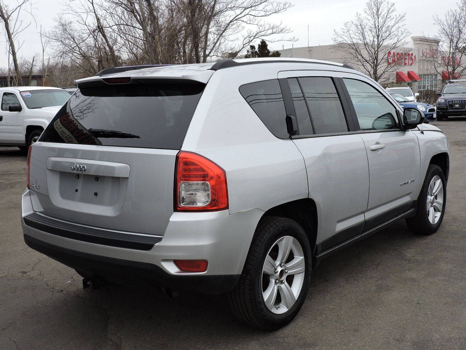 2011 Jeep Compass AWD