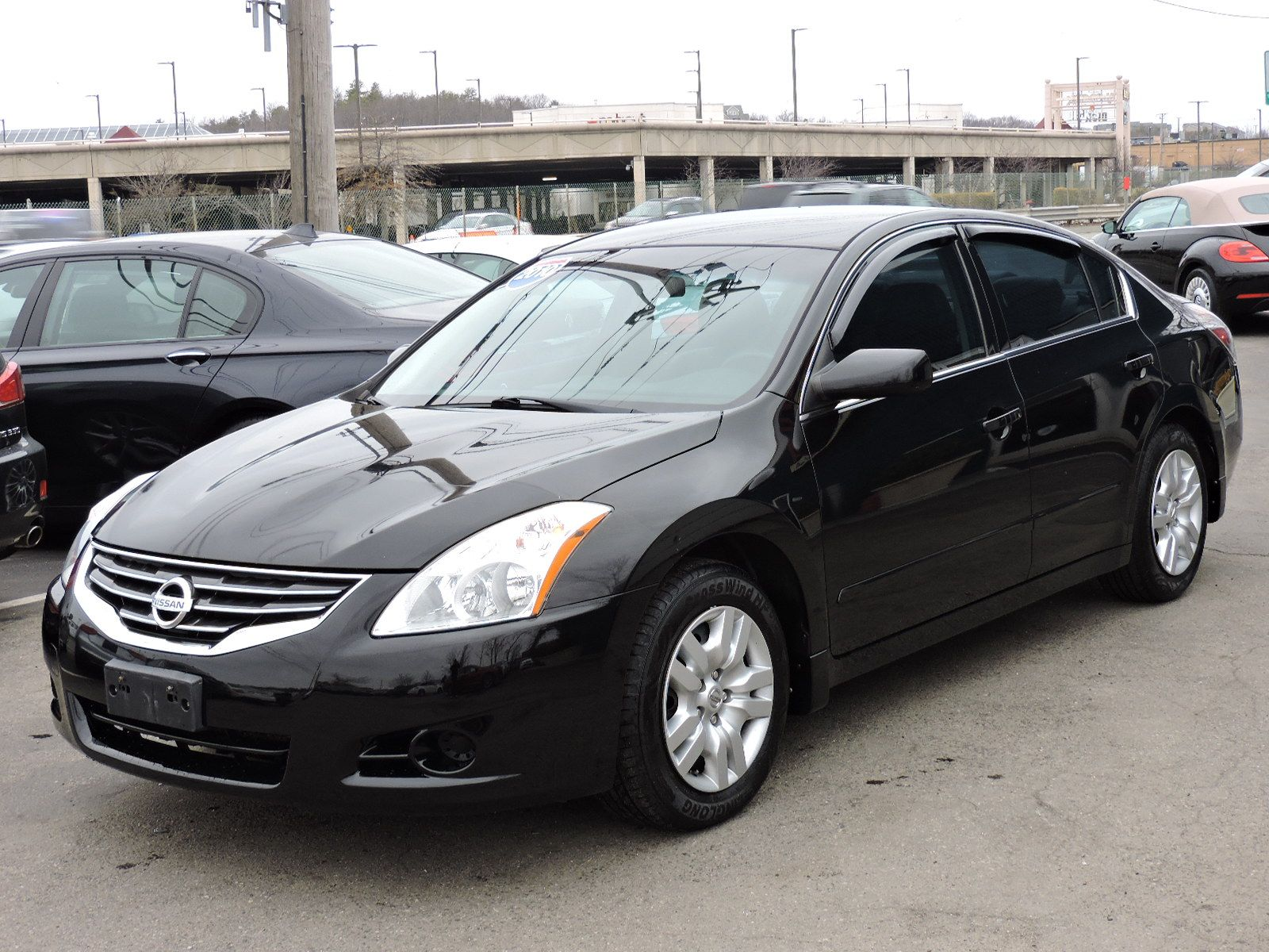 Used 2010 Nissan Altima 2 5 S at Auto House USA Saugus