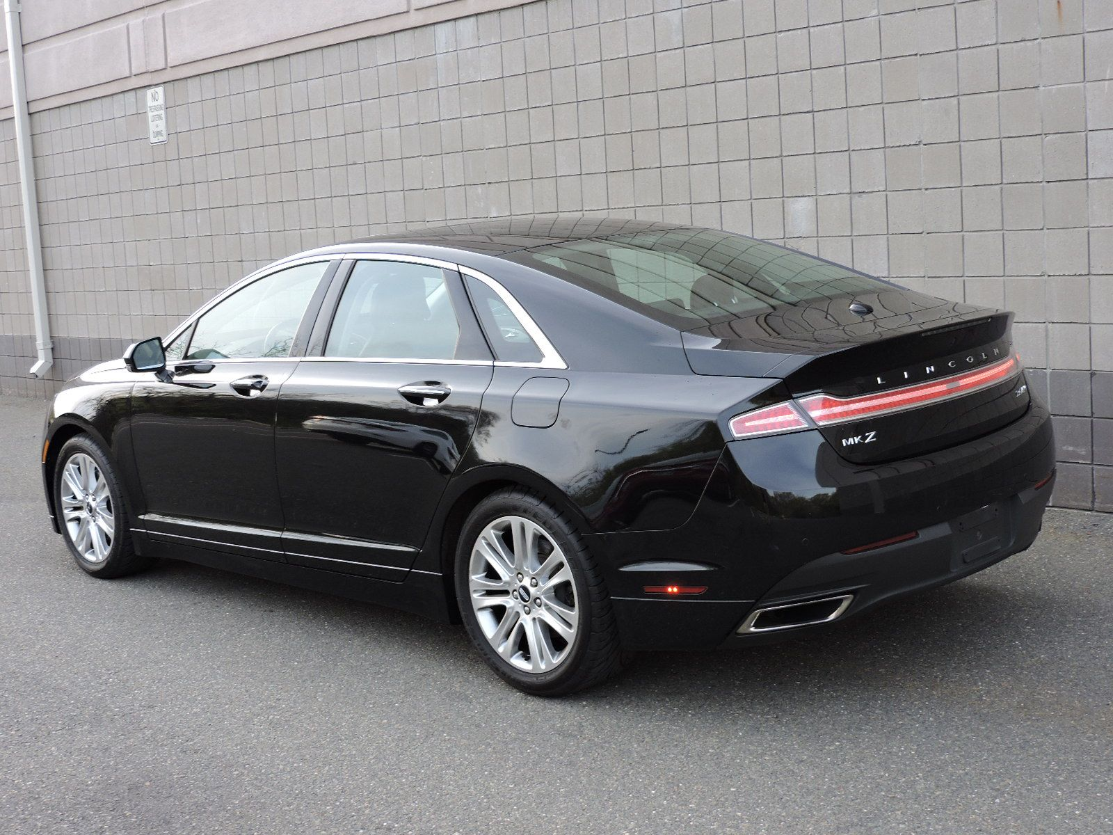 2016 Lincoln MKZ AWD