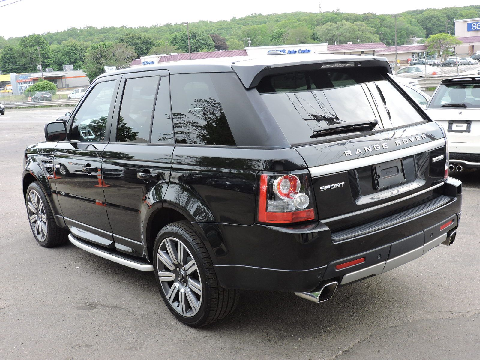 Used 2013 Land Rover Range Rover Sport SC Limited Edition at Auto ...