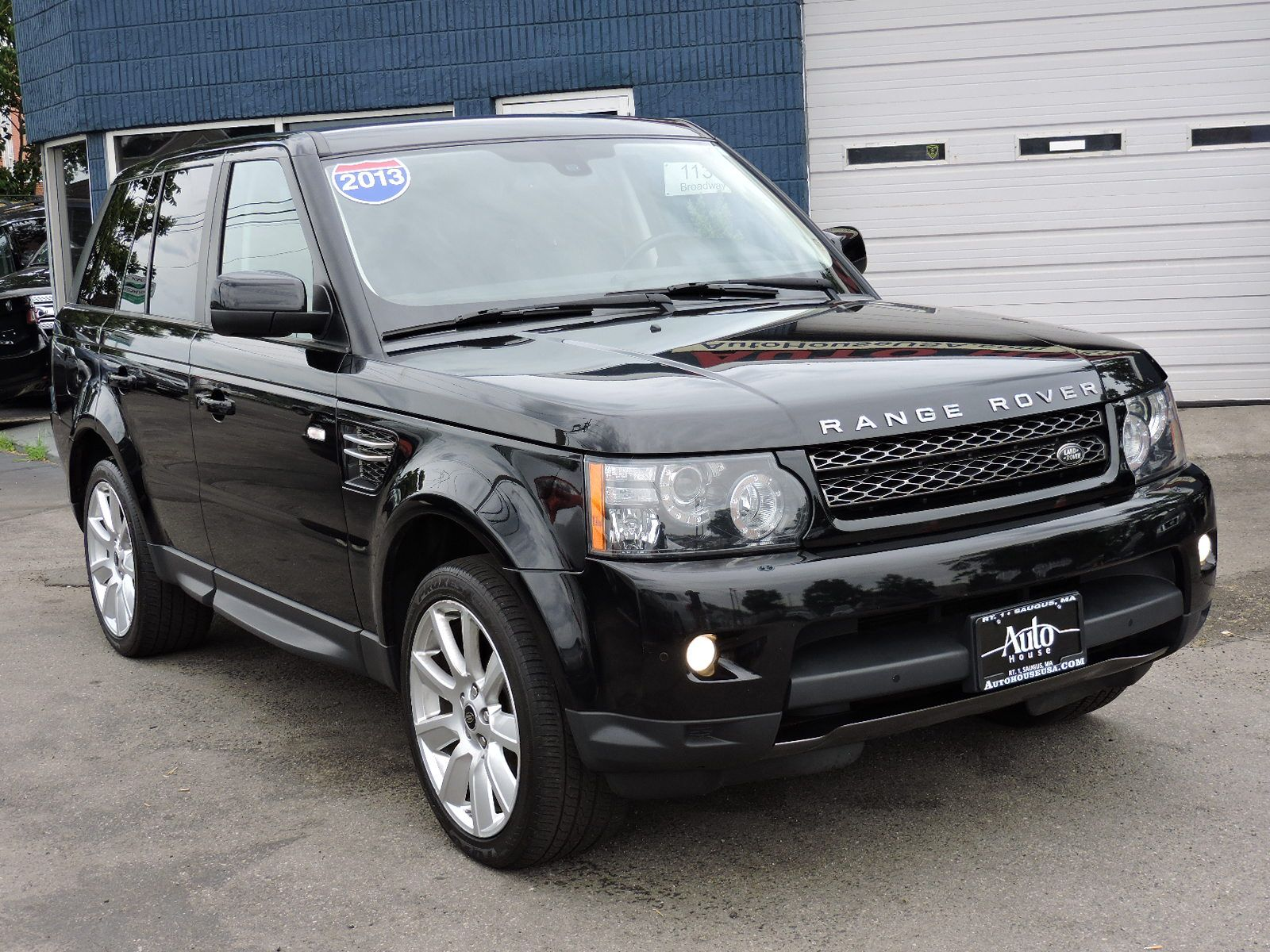 Used 2013 Land Rover Range Rover Sport HSE at Auto House USA Saugus