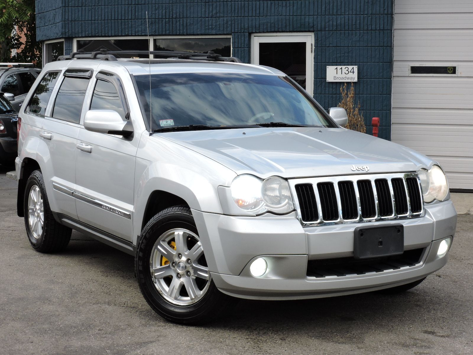 2008 Jeep Grand Cherokee Limited AWD