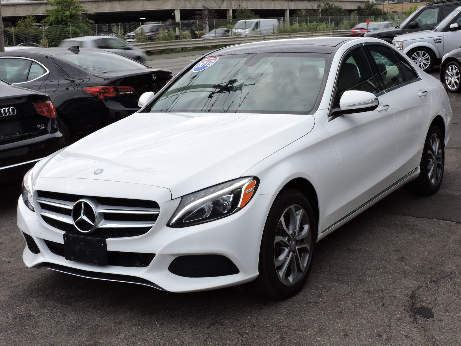 2015 Mercedes-Benz C 300 Luxury 4MATIC