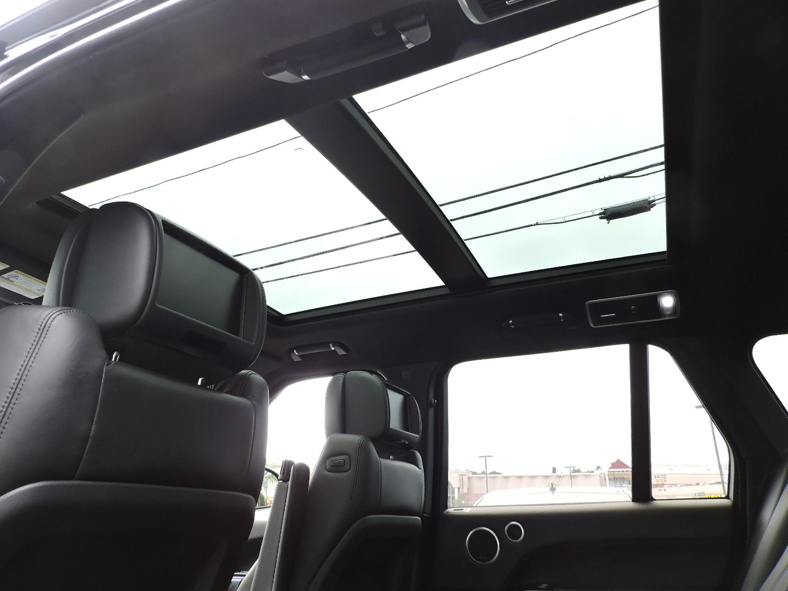 2014 Land Rover Range Rover Super Charged Ebony Edition