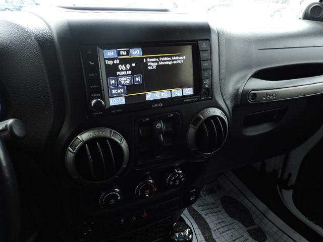 2014 Jeep Wrangler Unlimited Sport Convertible AWD