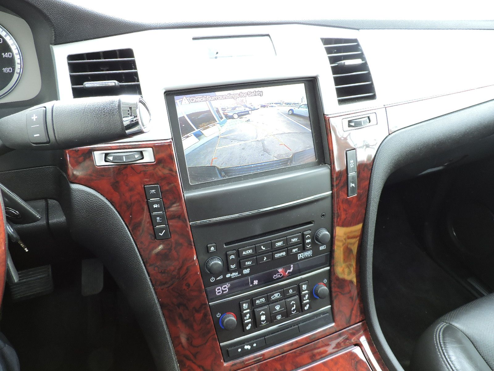 2013 Cadillac Escalade EXT Limited Package AWD
