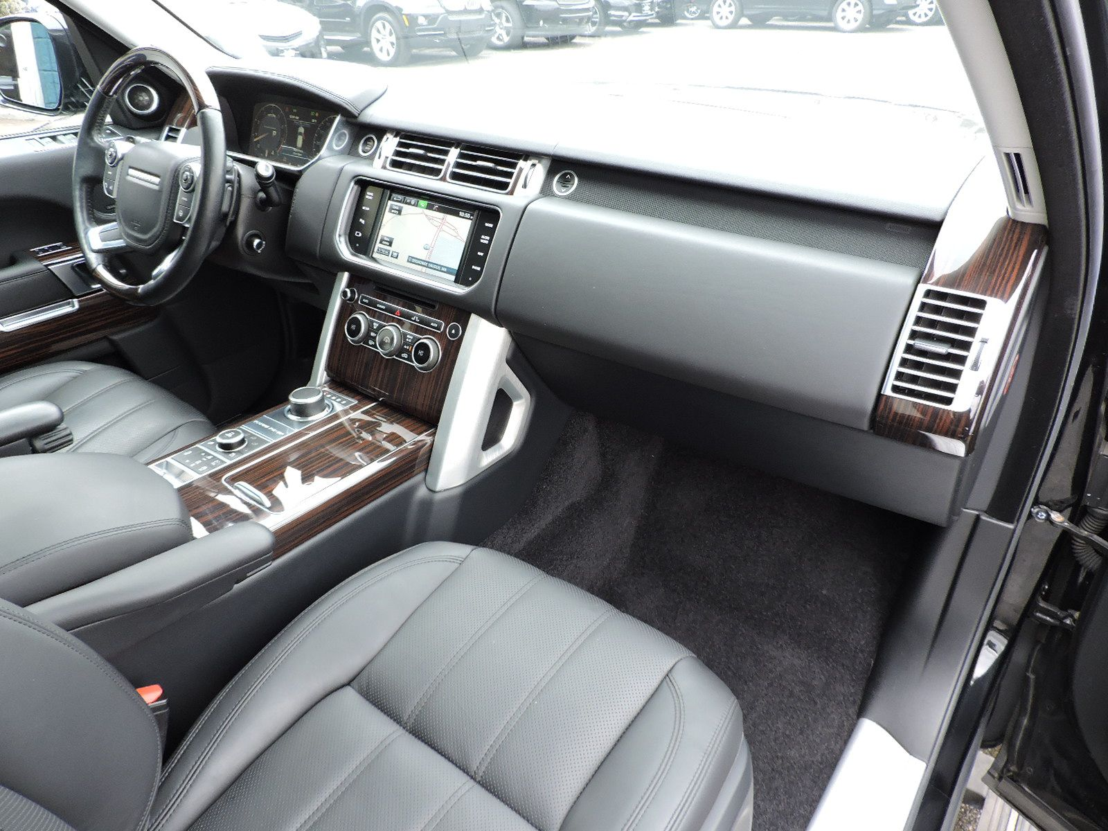 2015 Land Rover Range Rover Super Charged HSE